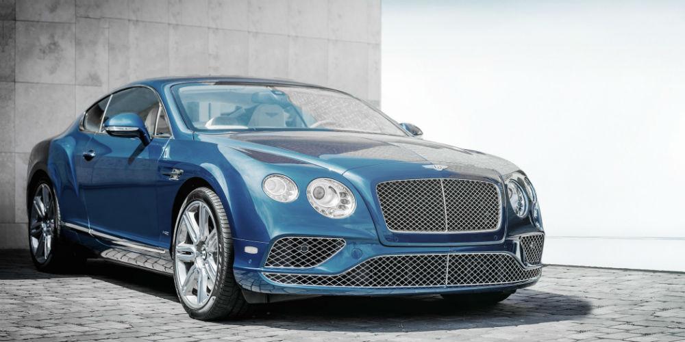 Du kan lease Bentley privat uden at være stinkende rig