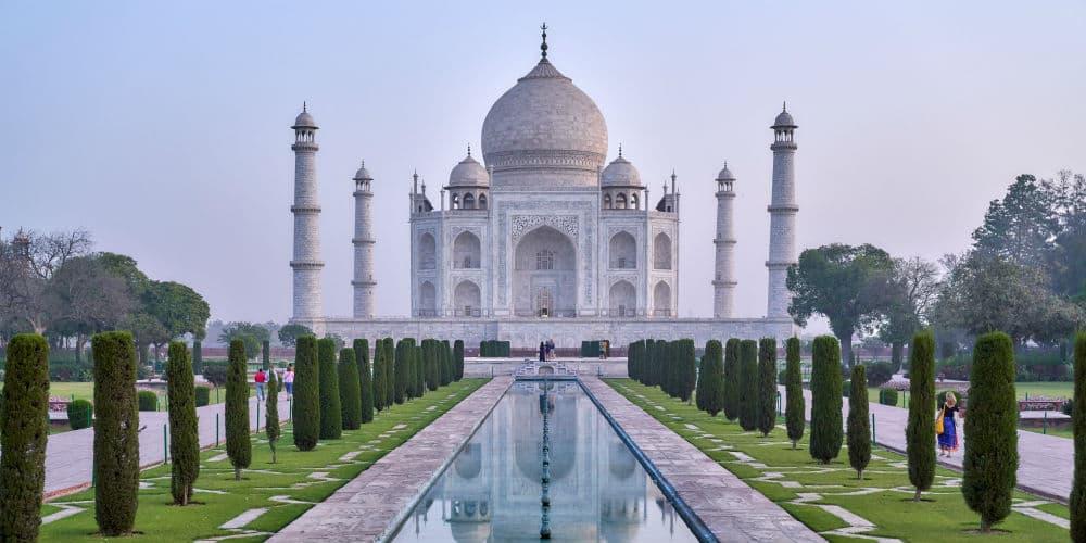 Tag på rundrejse i Indien og besøg et af verdens vidundere, Taj Mahal