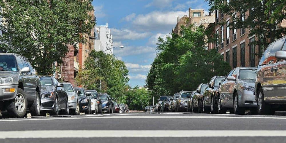 Her forklares reglerne for parkering på Frederiksberg